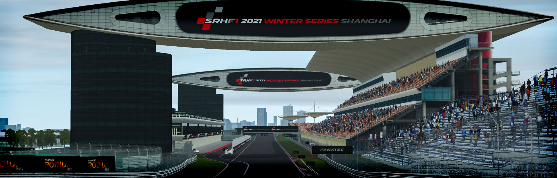 WINTER SERIES ROUND 2 - SHANGHAI